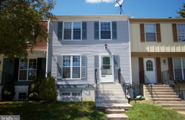 1666 COLONIAL WAY - 1666 Colonial Way, Frederick, MD 21702
