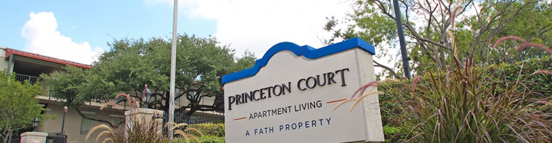 Princeton Court Apartments