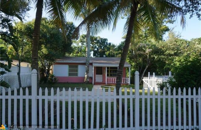 838 SW 11TH ST - 838 Southwest 11th Street, Fort Lauderdale, FL 33315