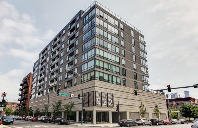 Circa 922 - 922 W Washington Blvd, Chicago, IL 60607