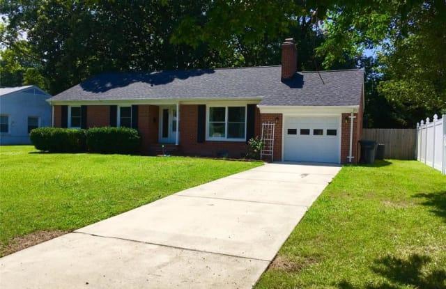 503 Carters Grove Court - 503 Carters Grove Ct, Hampton, VA 23663