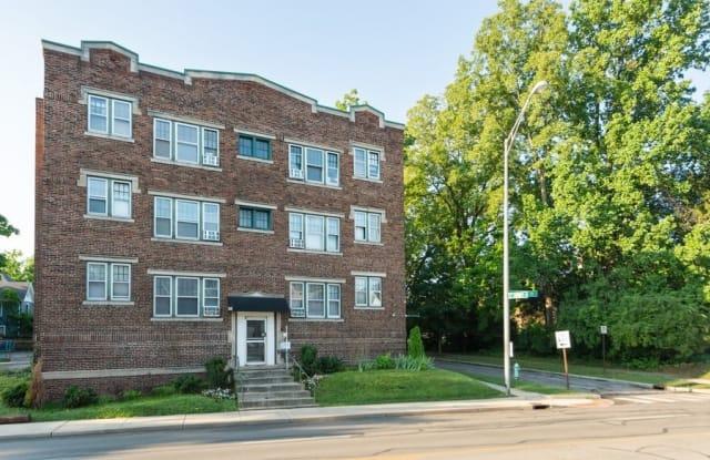 Irvington Arms - 5345 East Washington Street, Indianapolis, IN 46219
