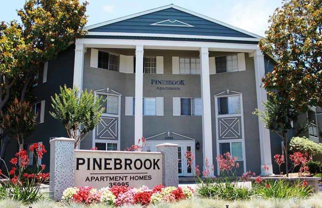 Pinebrook Apartments - 35995 Fremont Blvd, Fremont, CA 94536