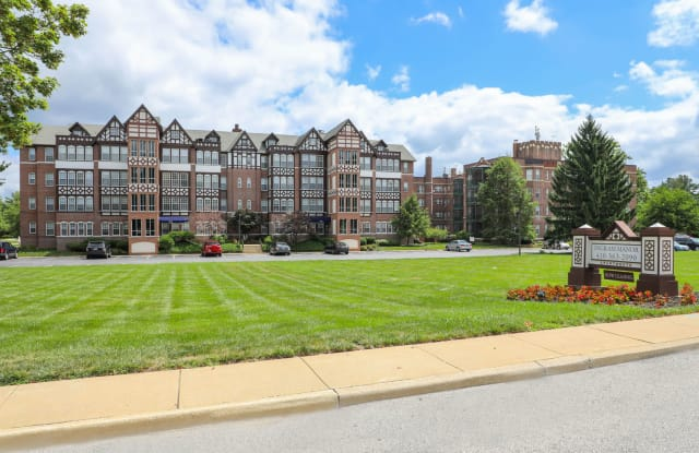 Ingram Manor - 7301 Park Heights Avenue, Pikesville, MD 21208