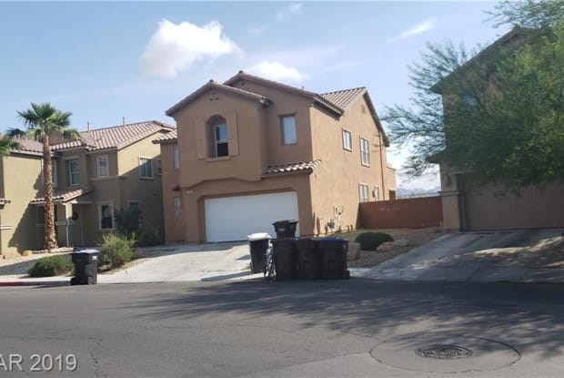 6708 YELLOWHAMMER Place - 6708 Yellowhammer Place, North Las Vegas, NV 89084