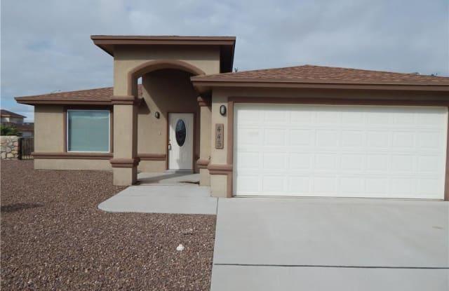 445 CACTUS CROSSING Drive - 445 Cactus Crossing Drive, Horizon City, TX 79928