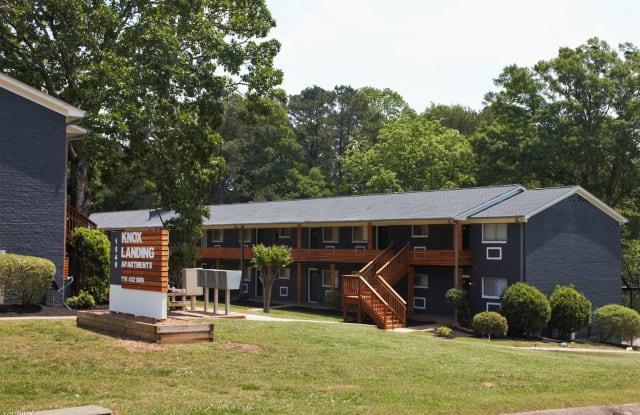 Knox Landing Apartments - 1549 Knox Drive, Fair Oaks, GA 30060