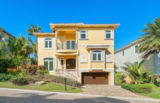 451 Surfside Lane - 451 Surfside Lane, Juno Beach, FL 33408