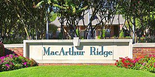 Macarthur Ridge Apartments 10701 N Macarthur Blvd Irving Tx