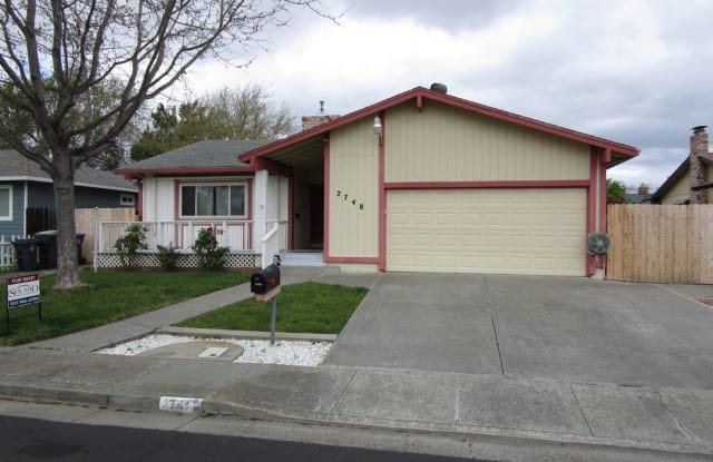 2748 Toland Dr. - 2748 Toland Drive, Fairfield, CA 94534