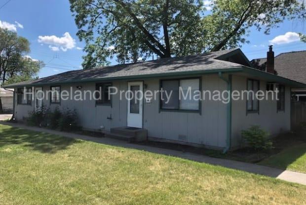 1519 West Euclid Avenue - 1519 West Euclid Avenue, Spokane, WA 99205