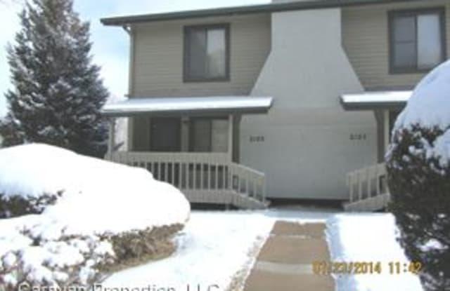 2125 Mt. Washington Avenue - Broadmoor Villa - 2125 Mount Washington Avenue, Colorado Springs, CO 80906