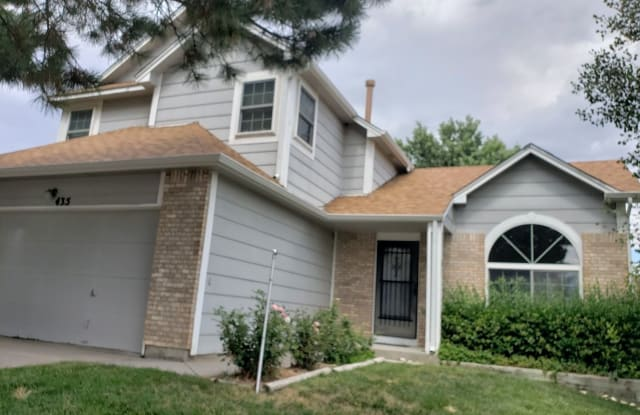435 Pless Court - 435 Pless Court, Security-Widefield, CO 80911
