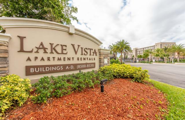 Lake Vista - 8440 Sherman Cir N, Miramar, FL 33025