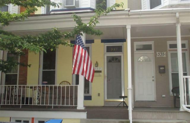337 Ilchester Ave - 337 Ilchester Avenue, Baltimore, MD 21218