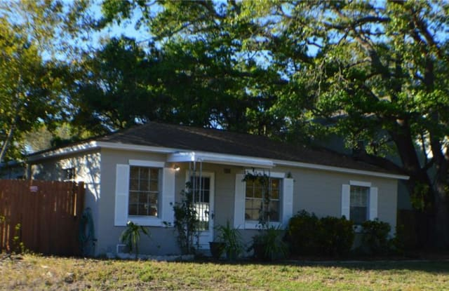 4317 S TRASK STREET - 4317 South Trask Street, Tampa, FL 33611
