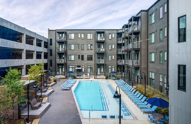 Flats at Taylor Place - 1515 5th Ave N, Nashville, TN 37208