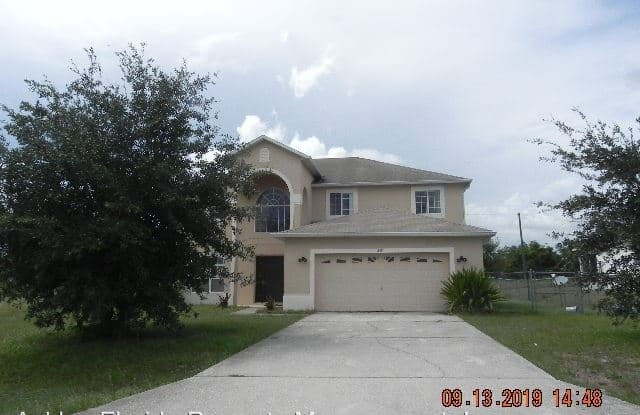 871 Fraser Dr. - 871 Fraser Drive, Poinciana, FL 34759