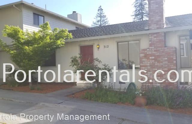 312 Escalona Dr. - 312 Escalona Drive, Santa Cruz, CA 95060
