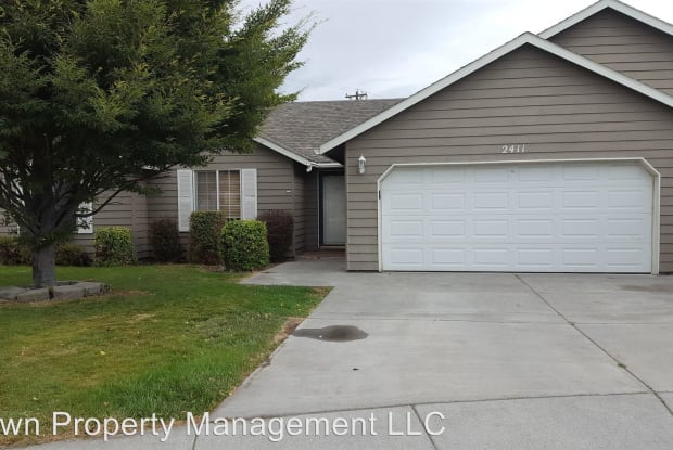 2411 S Quincy Ct. - 2411 South Quincy Court, Kennewick, WA 99337