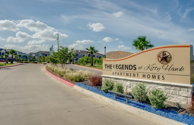 The Legends at Kitty Hawk - 7461 Kitty Hawk Rd, Converse, TX 78109