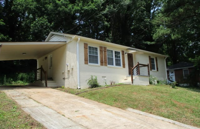 1431 Cobb Branch Drive - 1431 Cobb Branch Drive, Belvedere Park, GA 30032