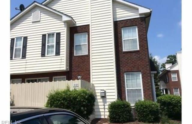 2121 Pateshall Court - 2121 Pateshall Court, Virginia Beach, VA 23464