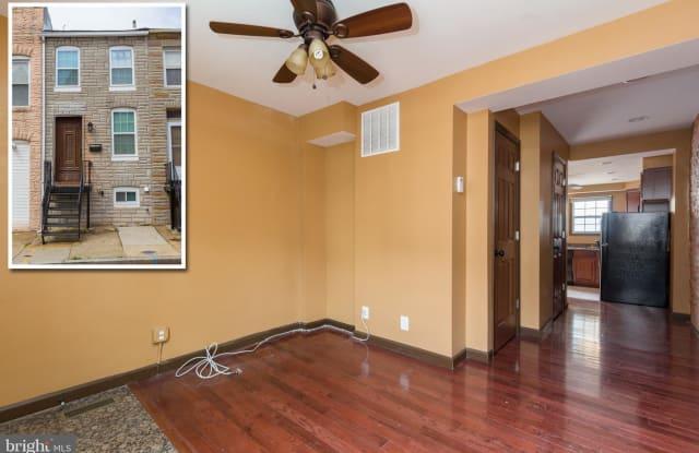 336 S POPPLETON STREET - 336 South Poppleton Street, Baltimore, MD 21223