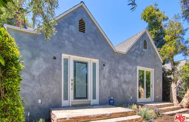 363 HUNTLEY Drive - 363 Huntley Drive, West Hollywood, CA 90048