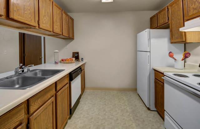Greenbriar Apartments - 4318 Vance Dr, Anchorage, AK 99508