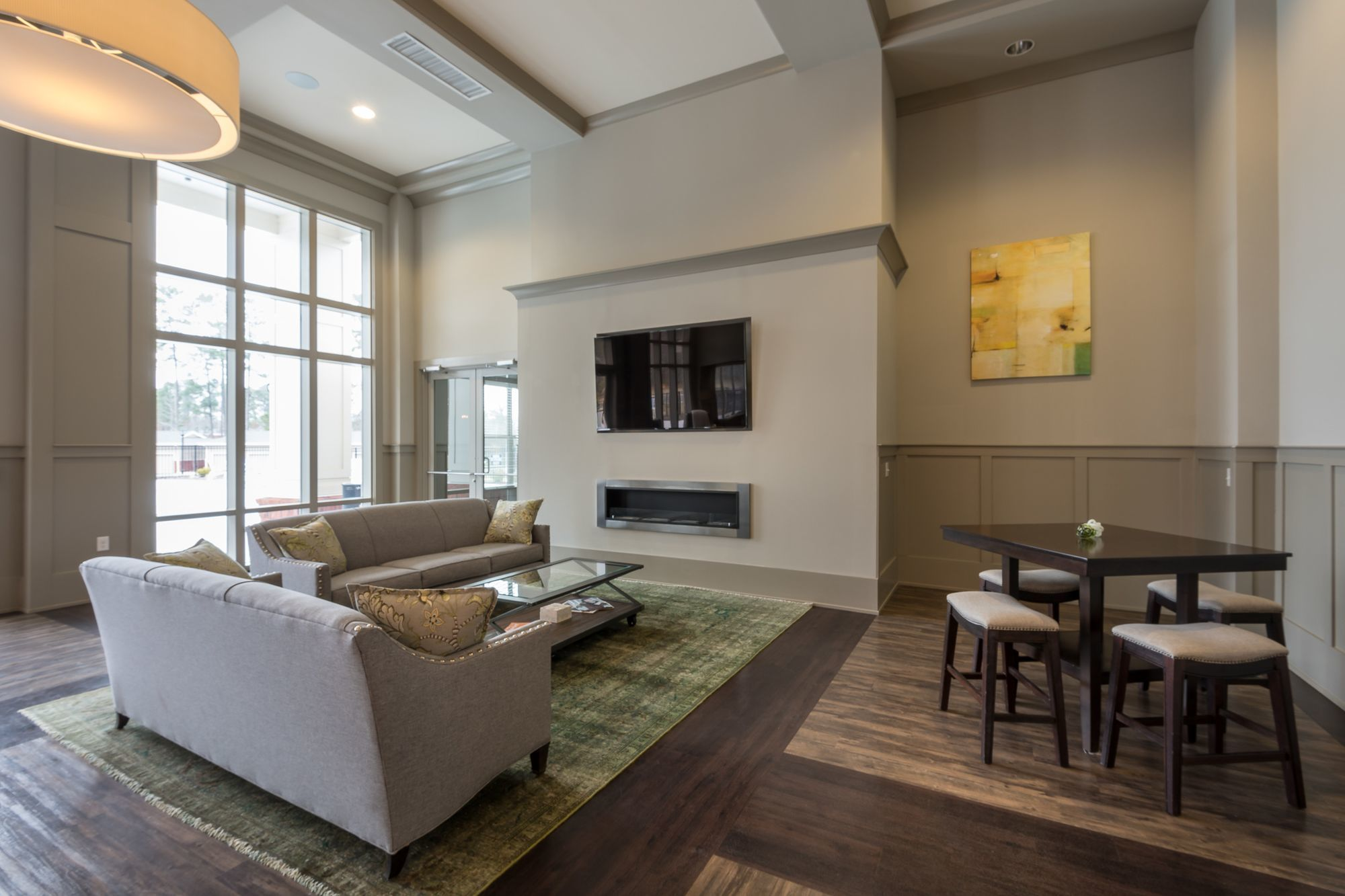 The Franklin at Crossroads Apartments for rent