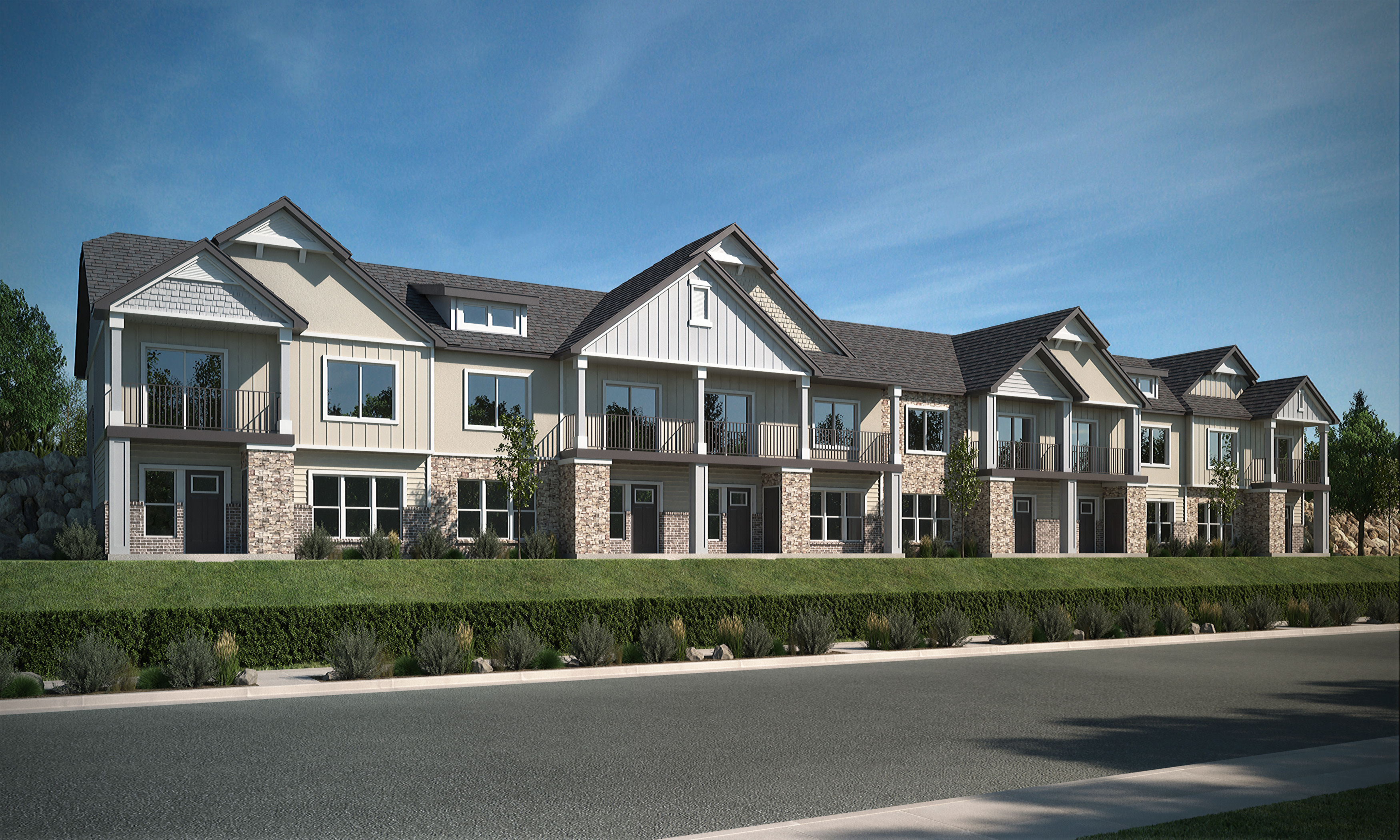 Seasons of Traverse Mountain Townhomes Apartments for rent