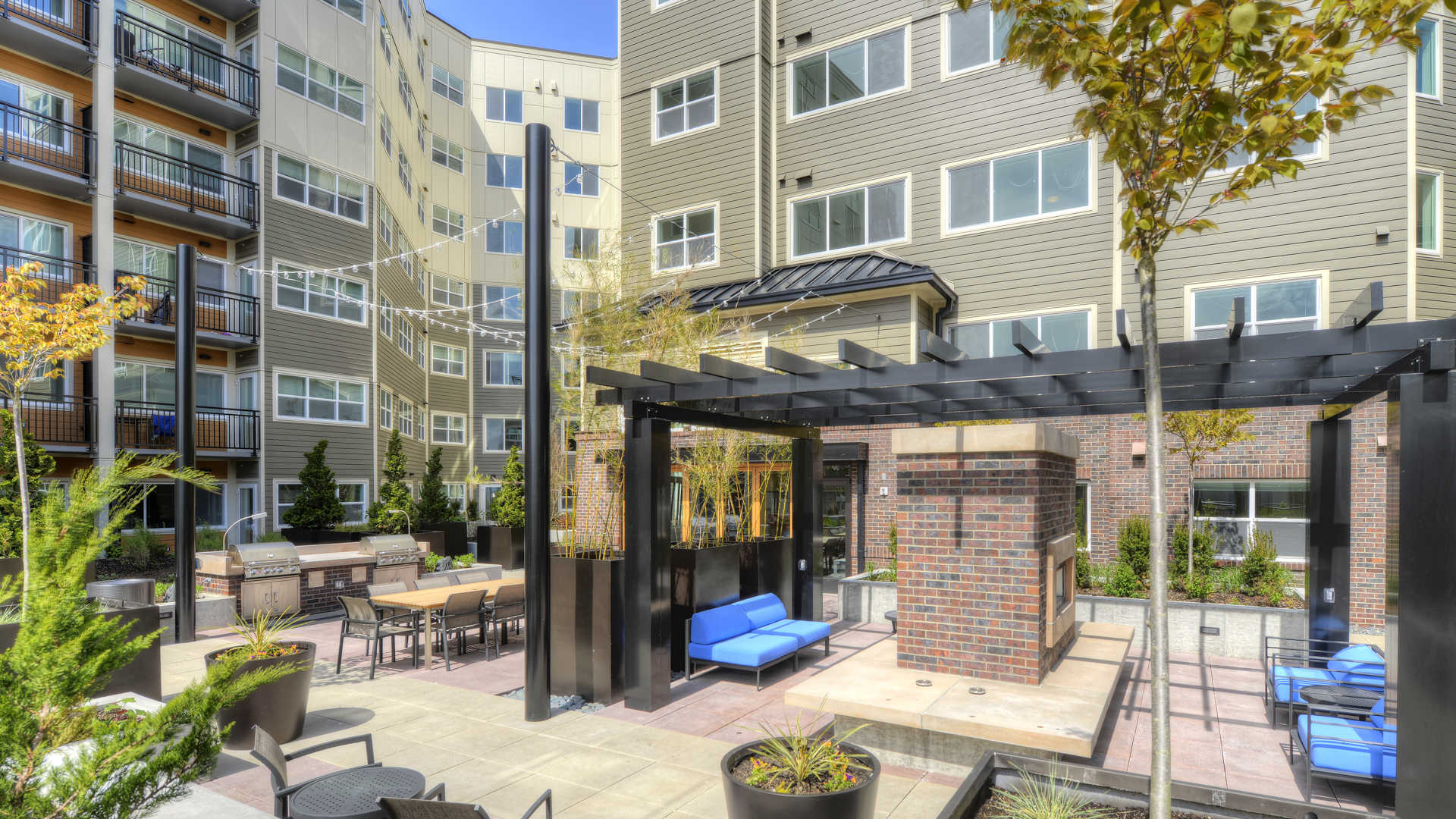 Fine 100 Best Apartments In Seattle Wa With Pictures Download Free Architecture Designs Xerocsunscenecom