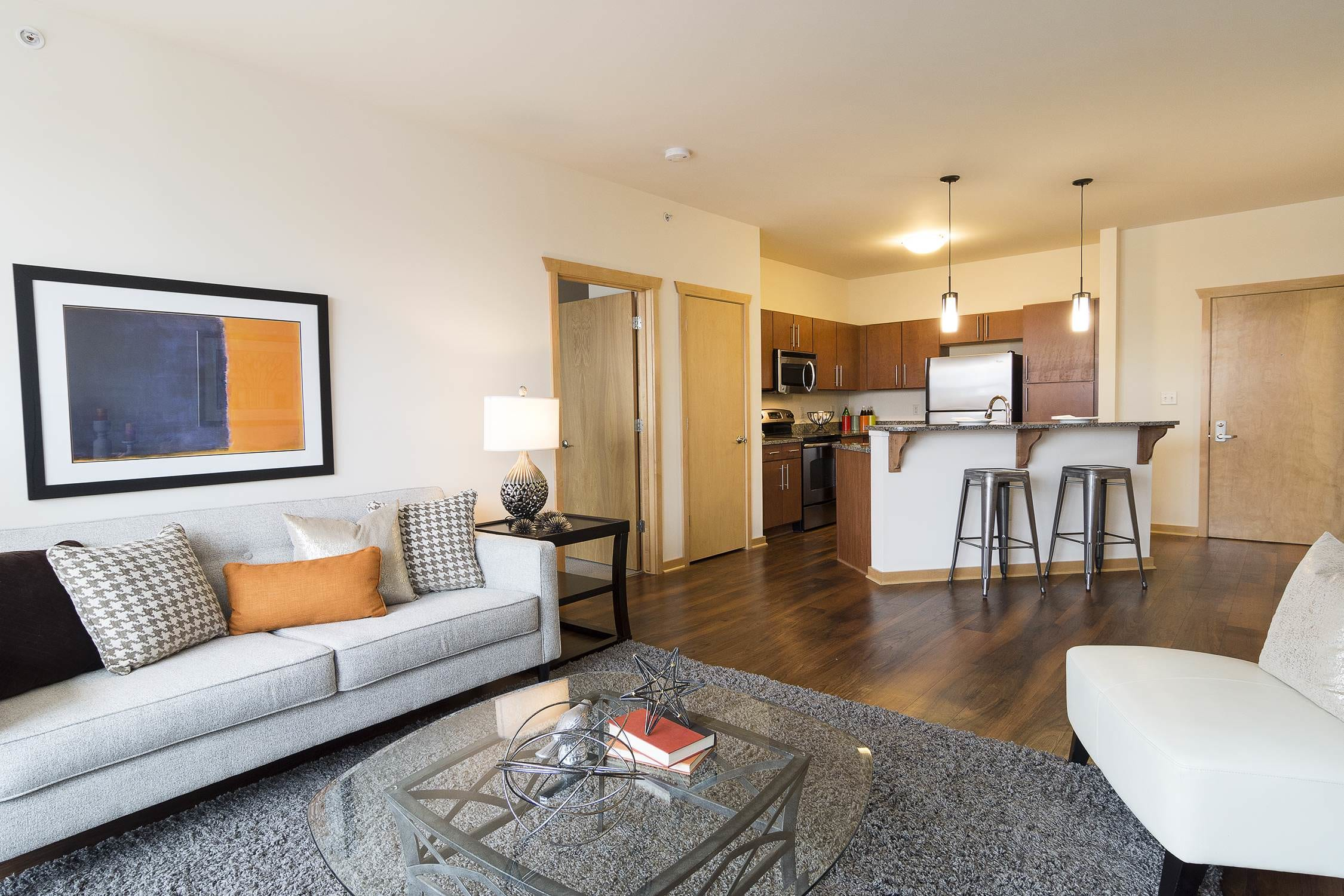 Apartments in Muskegg Way Milwaukee WI see photos floor plans