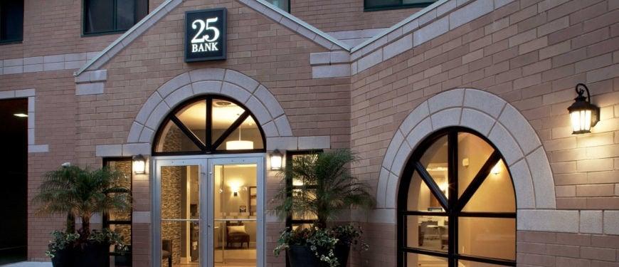 15 Bank Apartments