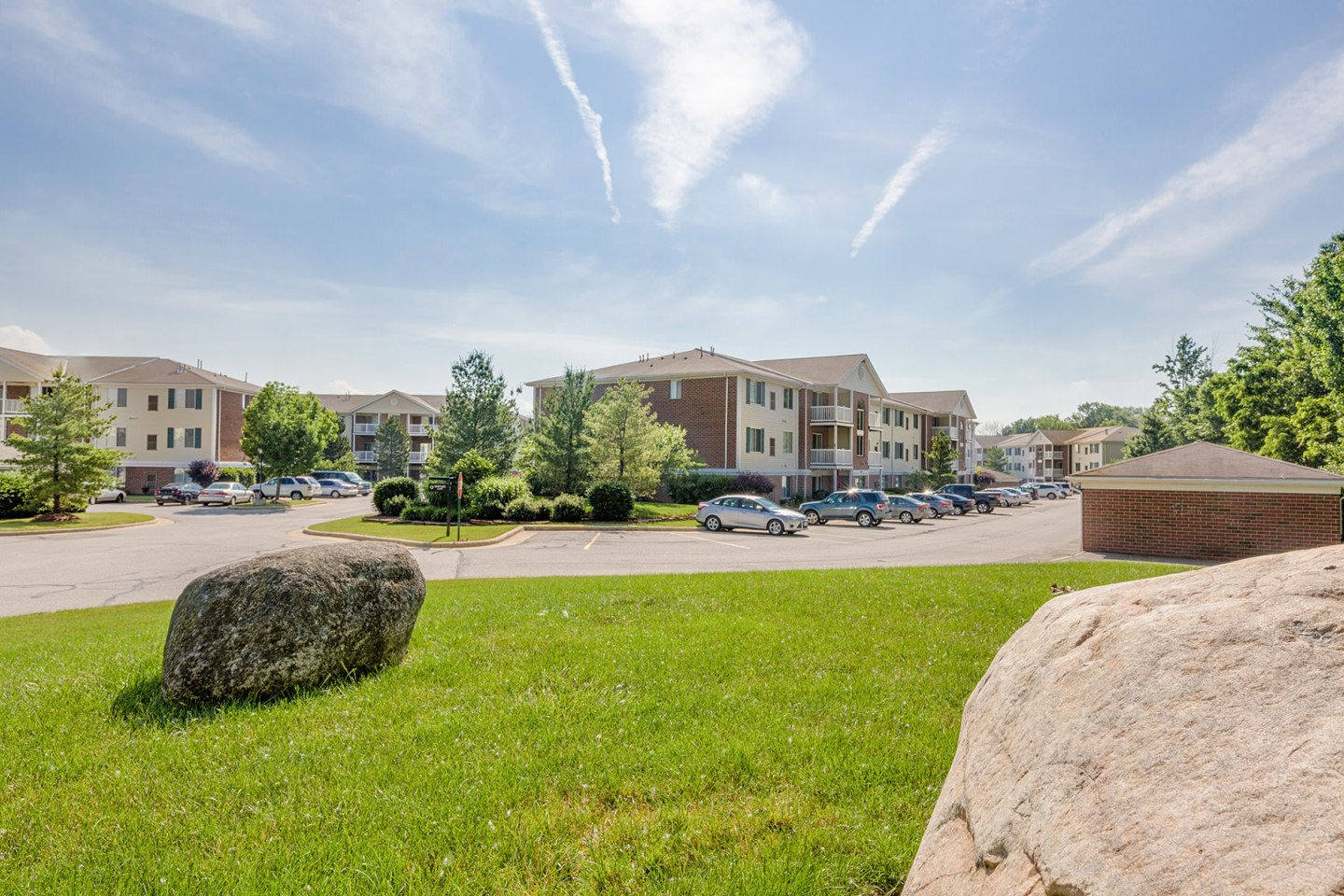 Image of Big Creek Apartments at 11540 Apache Dr Cleveland OH