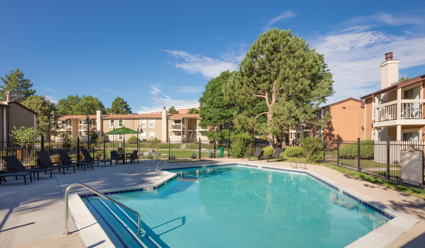 Image of Creekside Apartments at 5250 E Cherry Creek S Dr Denver CO