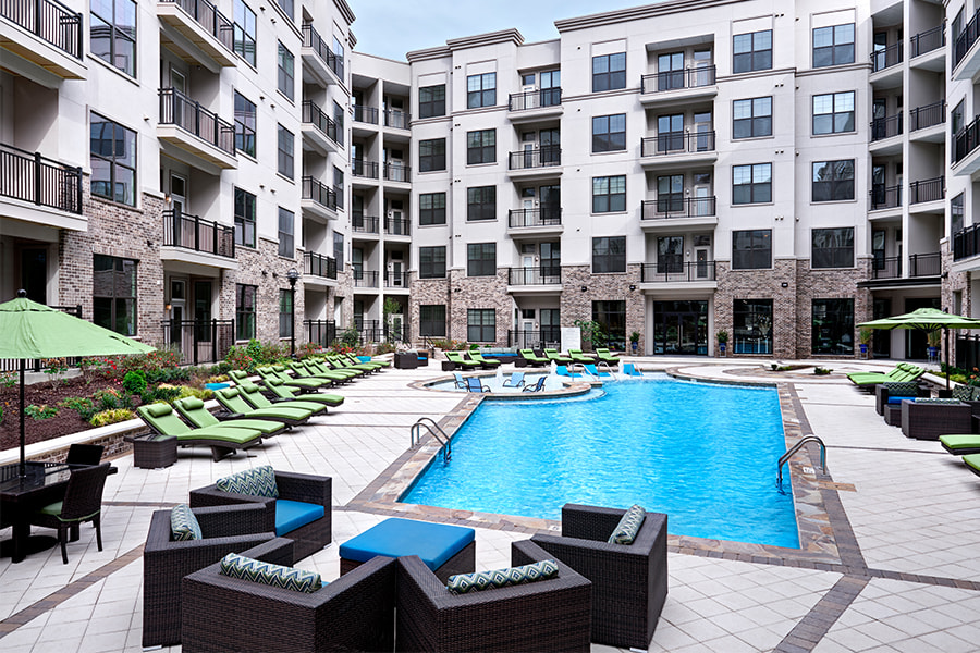 Image of 2700 Charlotte Ave Apartments at 2700 Charlotte Ave Nashville TN