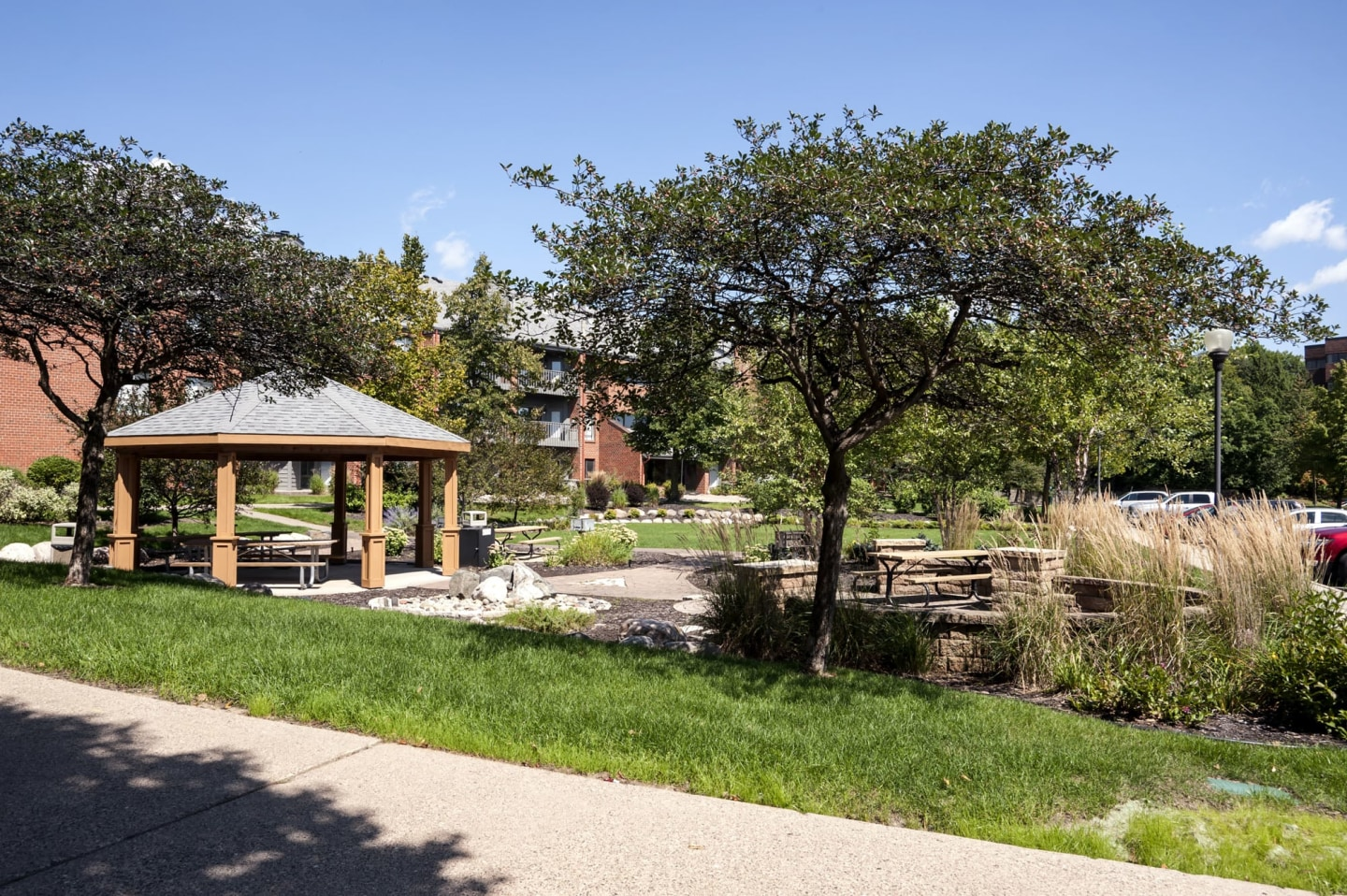 Image of The Park at City West Apartments at 6426 City W Pkwy Eden Prairie MN