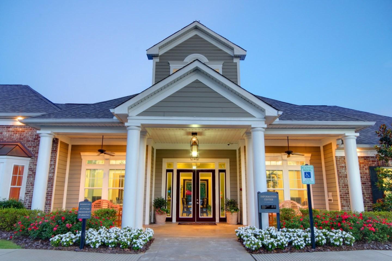 Charleston Apartment Homes Corp