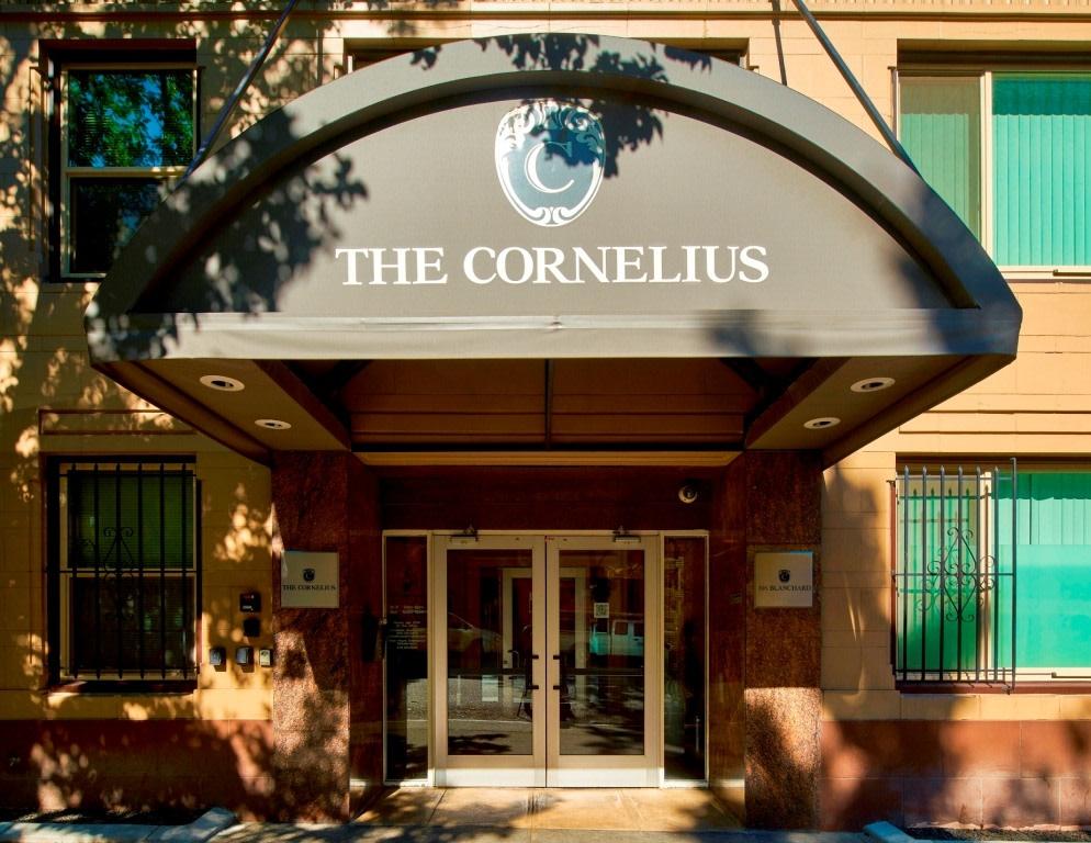 Cornelius Apartments