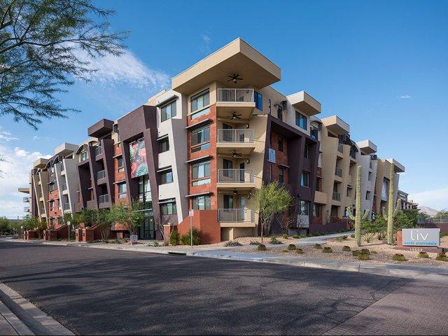Image of Liv North Scottsdale at 15509 N Scottsdale Rd Scottsdale AZ