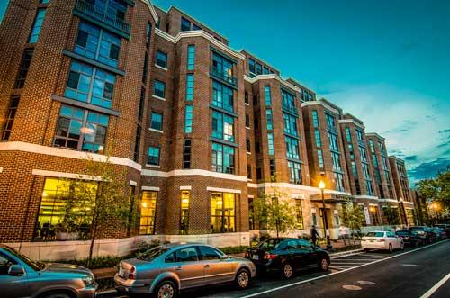 Image of 14W Apartments at 1315 W St NW Washington DC