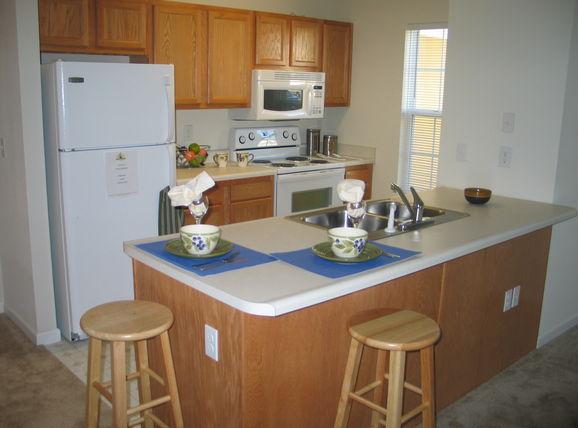 Prairie Apartments I  II