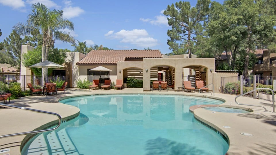 Image of Desert Horizon at 16636 N 58th St Scottsdale AZ