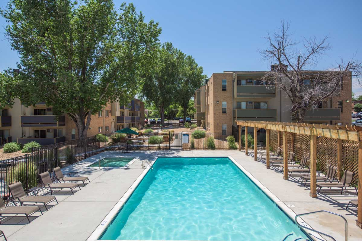 Image of Infinity Flats at 1250 S Clermont St Denver CO