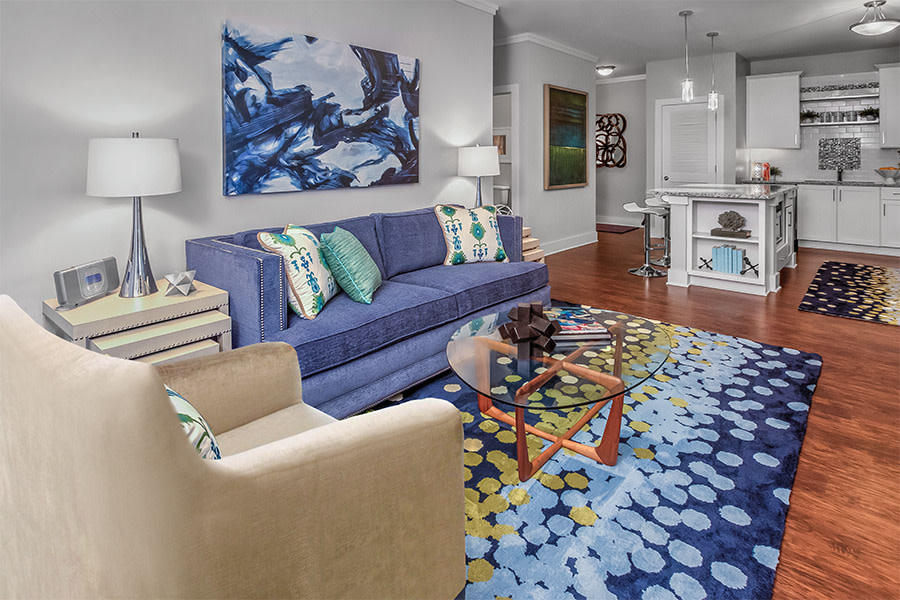 Image of Artisan Station Apartments at 1035 Scales Rd Suwanee GA