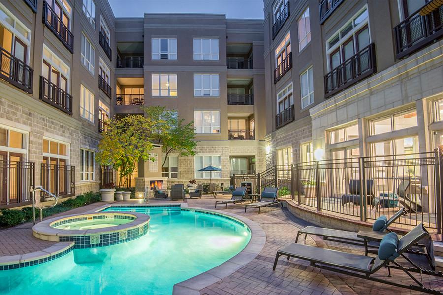 The Boulevard Apartments