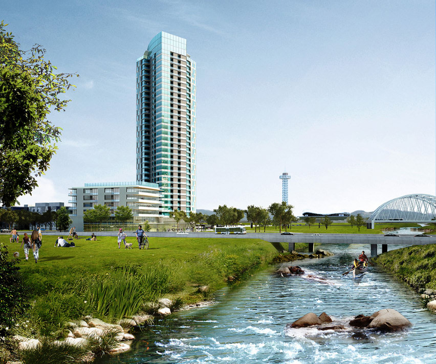 Image of The Confluence at 1441 Little Raven St Denver CO