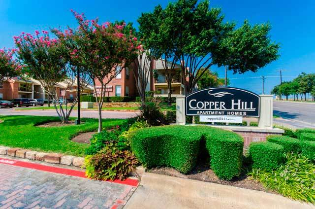 Image of Copper Hill at 3000 Bedford Rd Bedford TX
